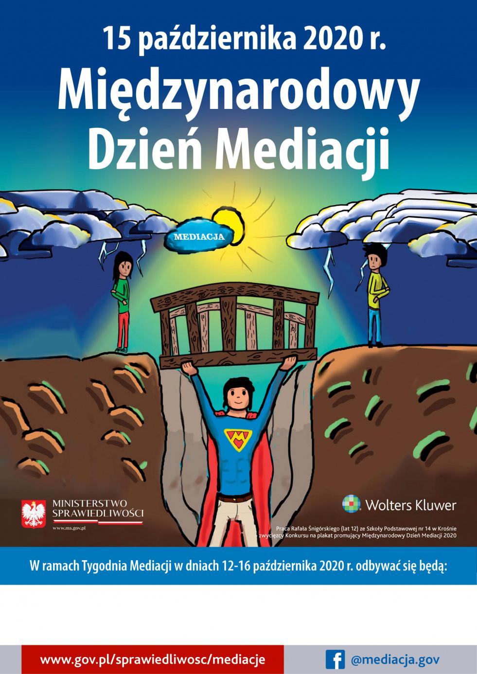 Międzynarodowy Dzień Mediacji