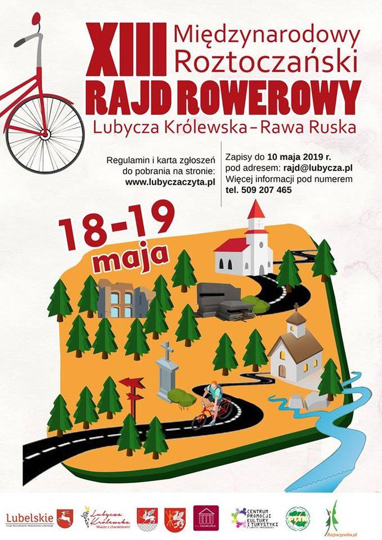 Międzynarodowy Roztoczański Rajd Rowerowy