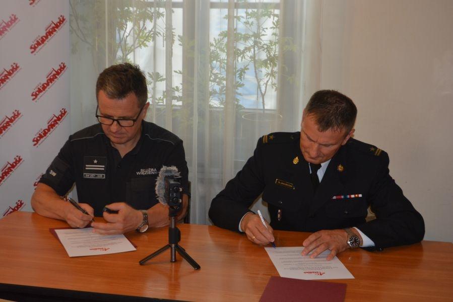 Międzyzakładowe porozumienie NSZZ Solidarność w Zamościu