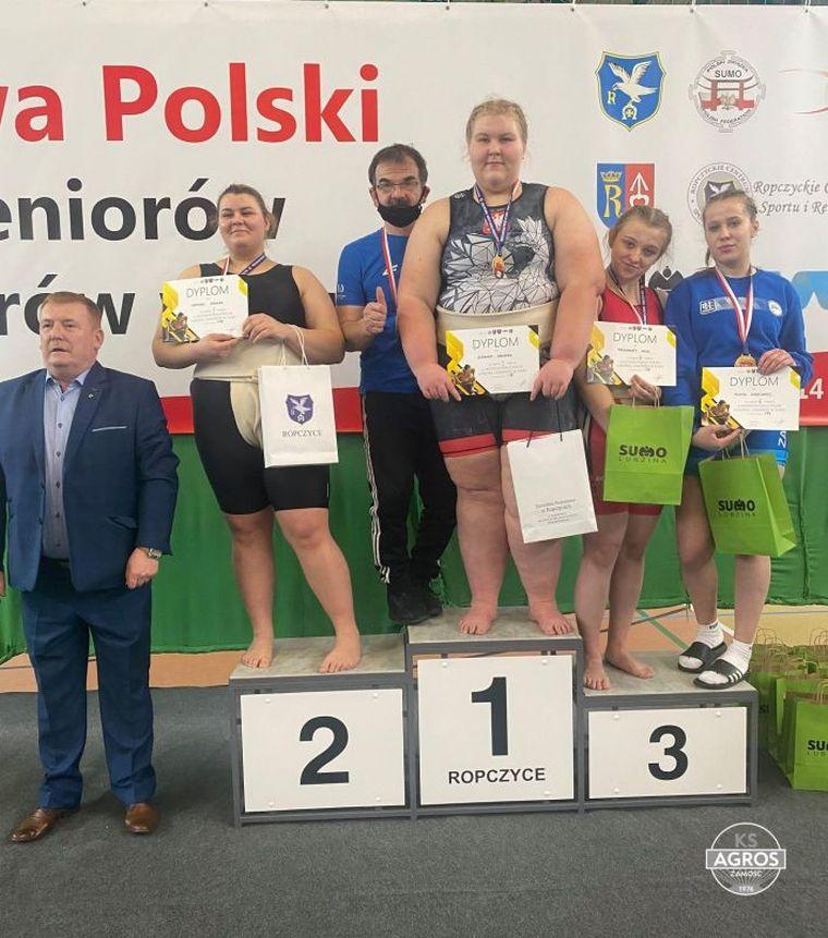 Mistrzostwa Polski w Sumo i wielki sukces