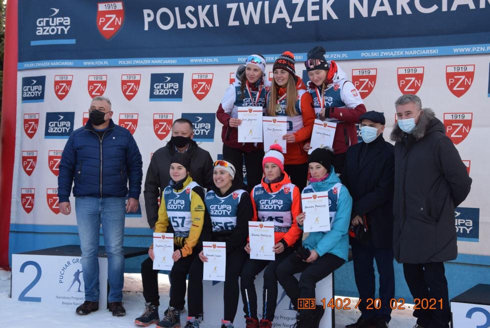 Mistrzostwa Polski Juniorów i Juniorów Młodszych w Tomaszowie