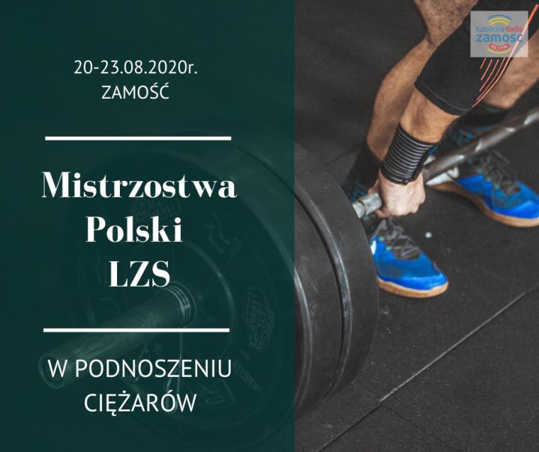 Mistrzostwa Polski LZS w Zamościu