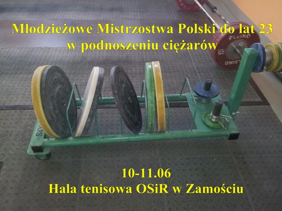 Mistrzostwa Polski w podnoszeniu ciężarów