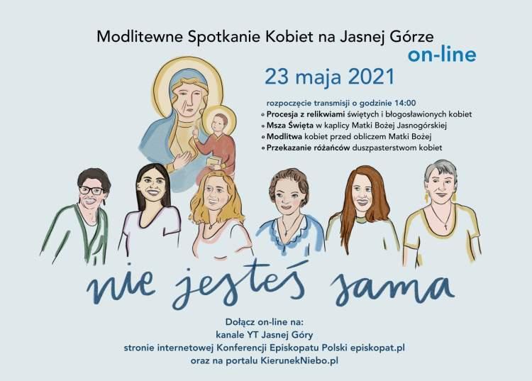 Modlitewne Spotkanie Kobiet na Jasnej Górze