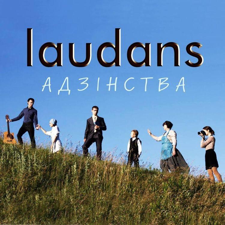 Płyta JEDNOŚĆ zespołu Laudans