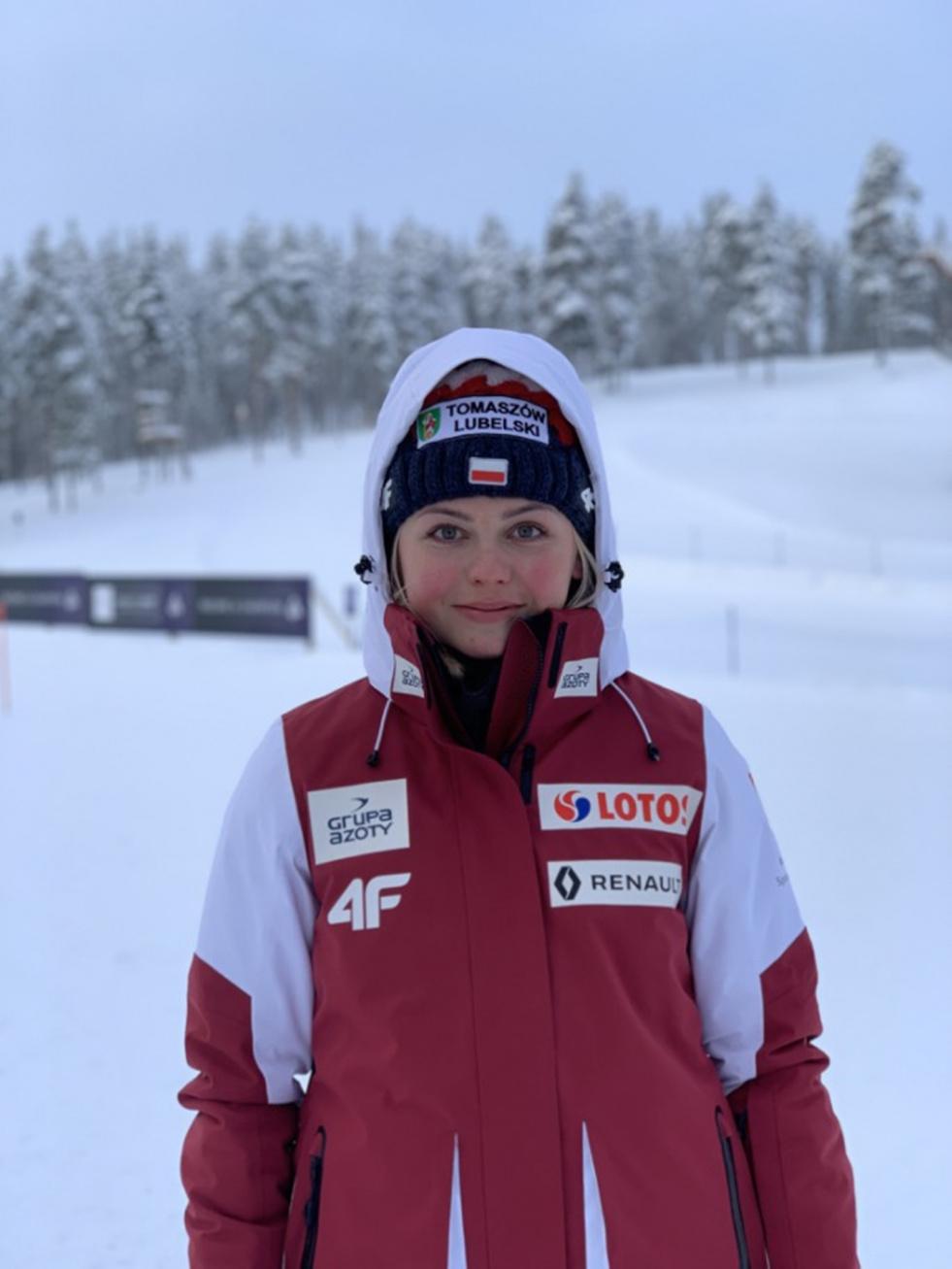 Monika Skinder złotą medalistką
