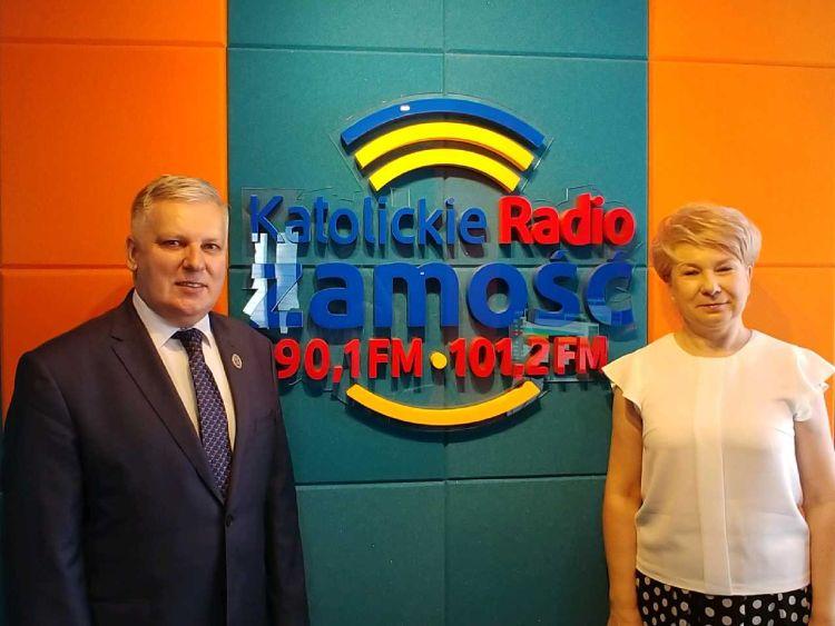 Monika Żur i Tomasz Zieliński