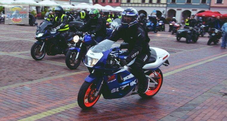 Motocykliści pojadą do Radecznicy