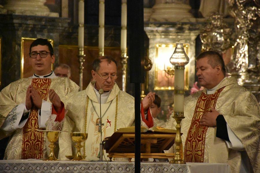 Msza św. dziękczynna za beatyfikację  kard. Stefana Wyszyńskiego
