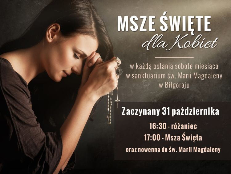 Msze święte dla kobiet