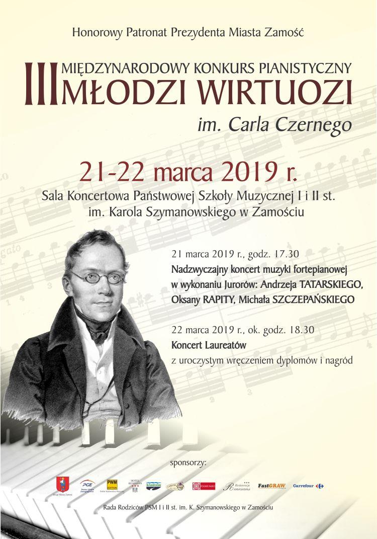 Nadzwyczajny koncert muzyki fortepianowej