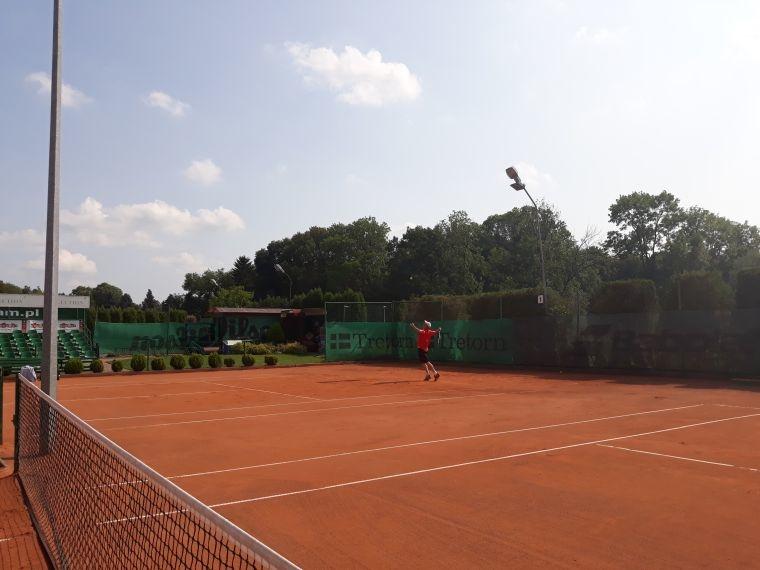 Najlepsi tenisiści awansowali do Ogólnopolskiego Finału w Gdyni