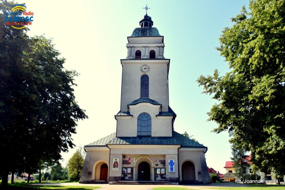 Niedziela Radiowa w biłgorajskim sanktuarium