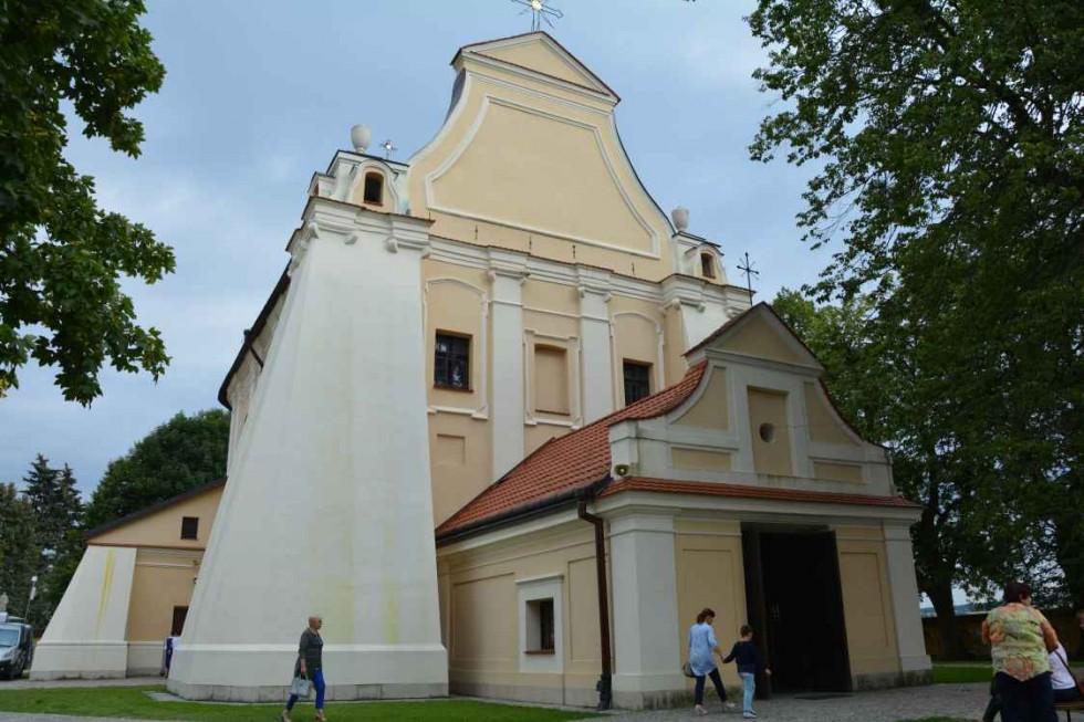 Niedziela Radiowa w parafii Łabunie