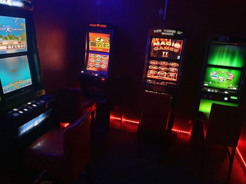 Nielegalne automaty do gier zostały zatrzymane