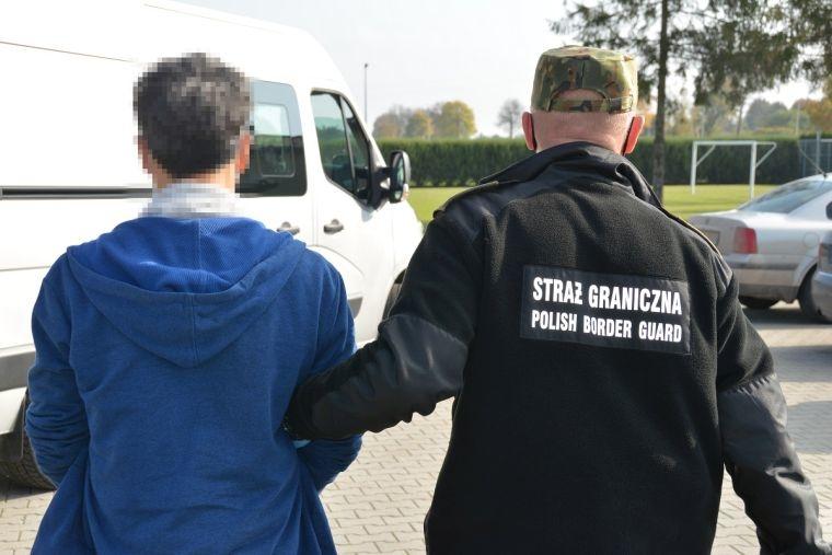 Nielegalni migranci z Turcji zostali zatrzymani na granicy