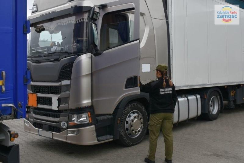 Nietrzeźwy Kierowca próbował przekroczyć granicę