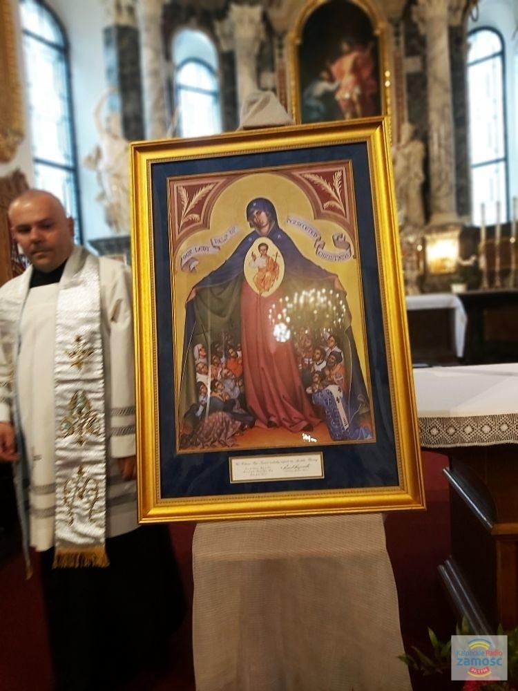 Niezwykła ikona w katedrze
