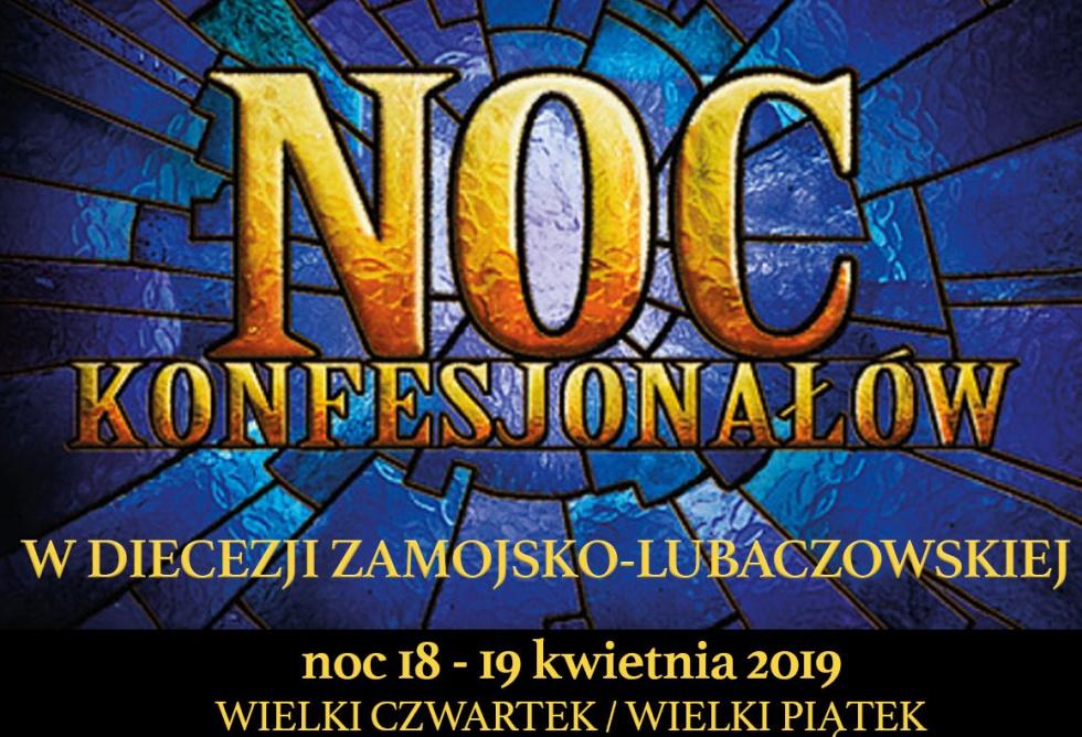 Noc konfesjonałów 2019