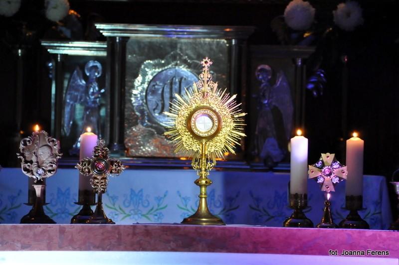 Noc Świętych w Biłgoraju