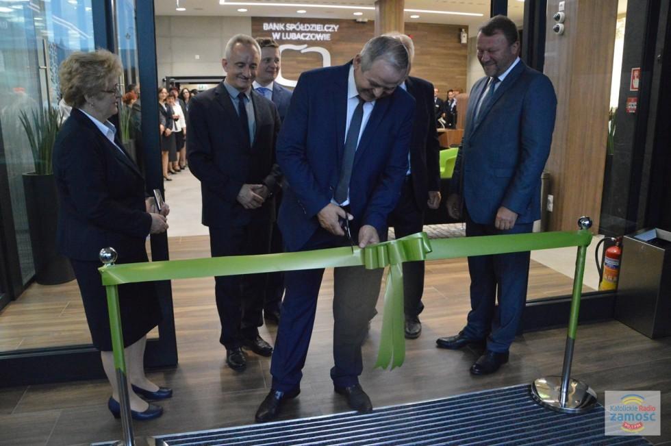 Nowa placówka Banku Spółdzielczego w Lubaczowie