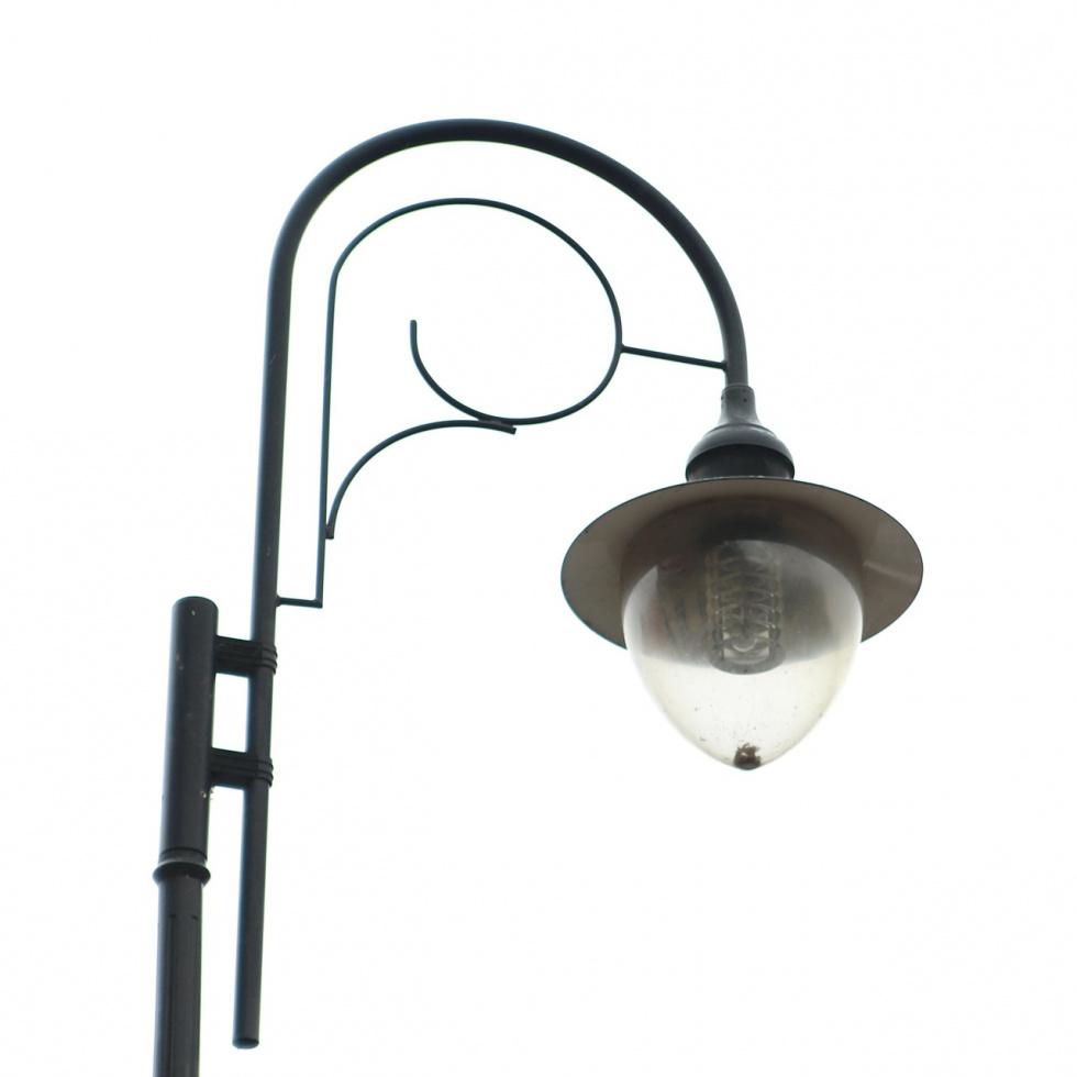 Nowe latarnie w Zamościu
