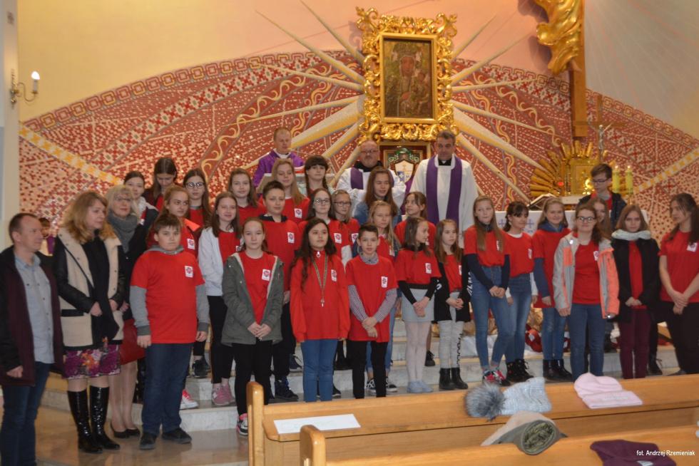 Nowe Szkolne Koło Caritas