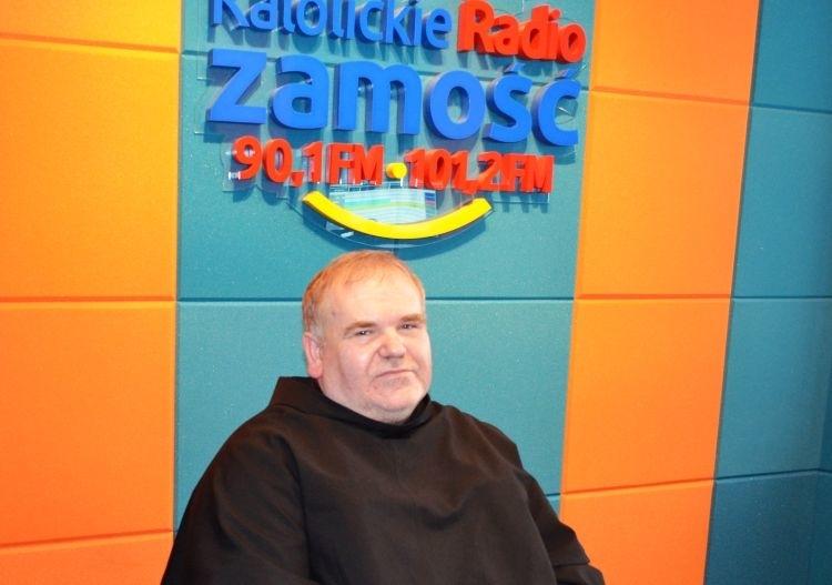 o. Mirosław Kopczewski OFMConv