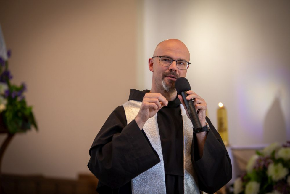 o. Piotr Szczepański OFM Conv
