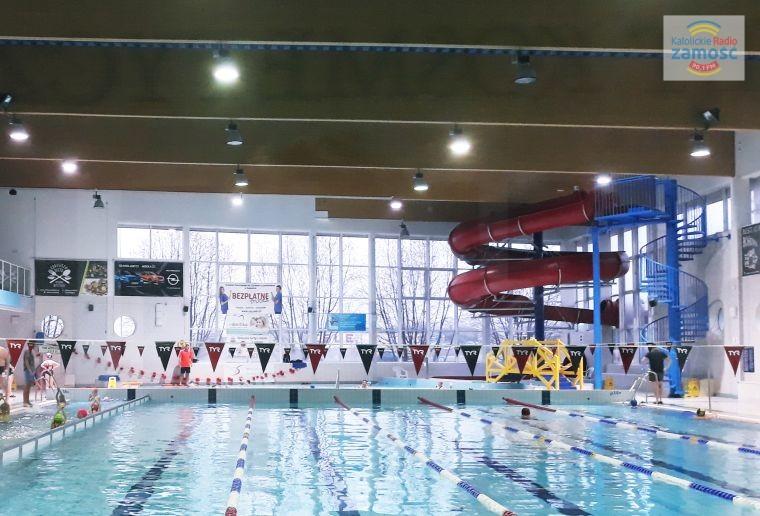 Od soboty otwarte basen i siłownia