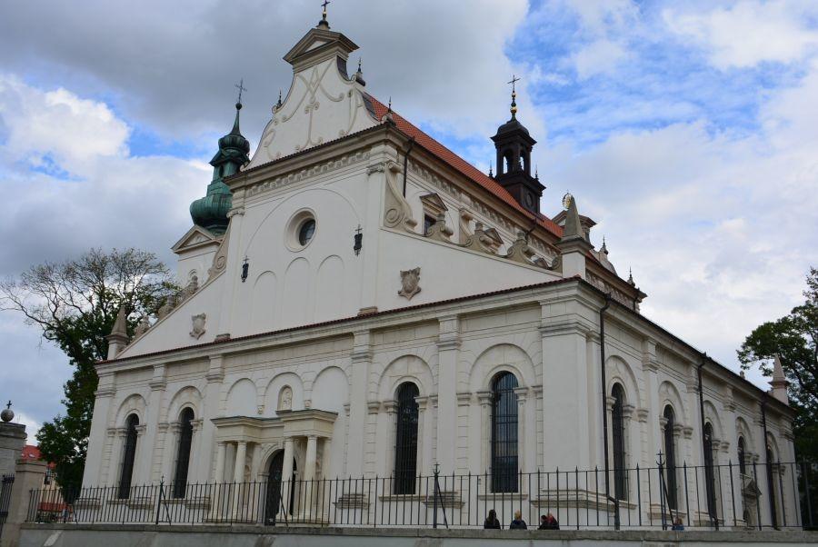 Odpust kanonicki w katedrze zamojskiej