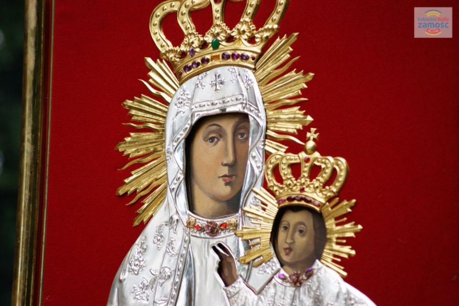 Odpust Matki Bożej Szkaplerznej w Tomaszowie