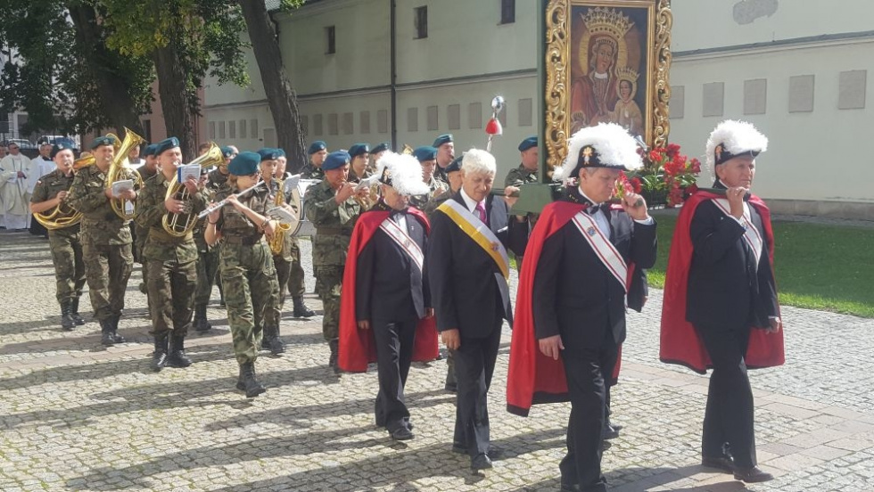 Odpust w parafii katedralnej w Zamościu