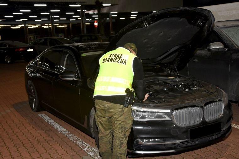 Odzyskali poszukiwany samochód