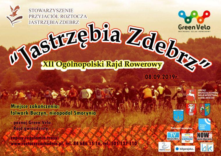 """Rajd Rowerowy """"Jastrzębia Zdebrz"""""""