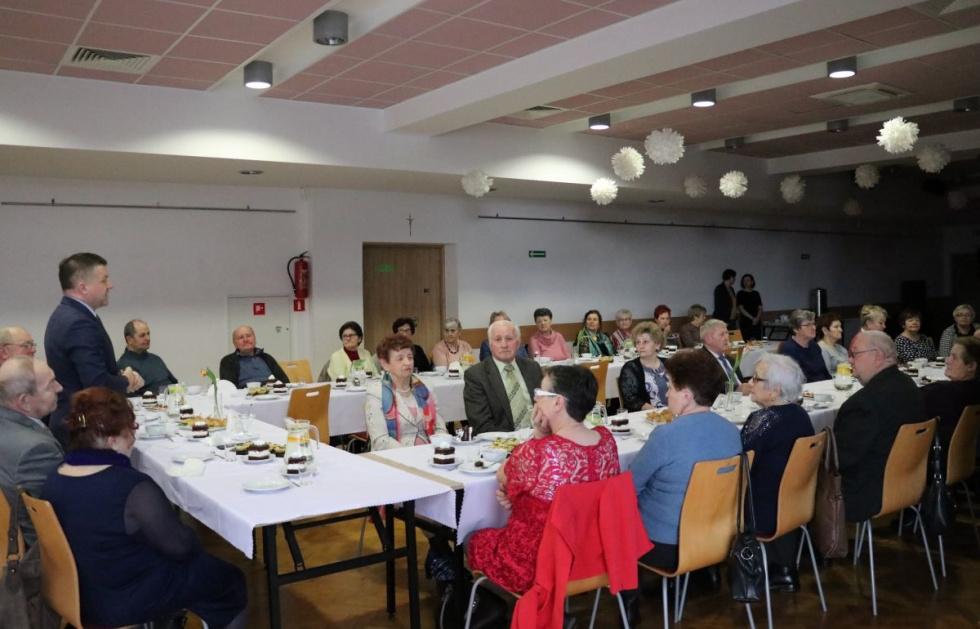 Oleszyce. Dzień Kobiet i Dzień Mężczyzn w Polskim Związku Emerytów i Rencistów i Inwalidów