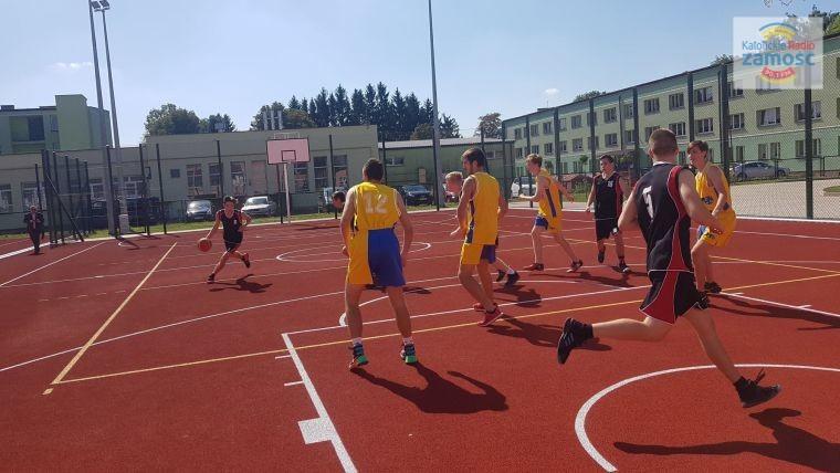 Otwarcie boisk w Hrubieszowie