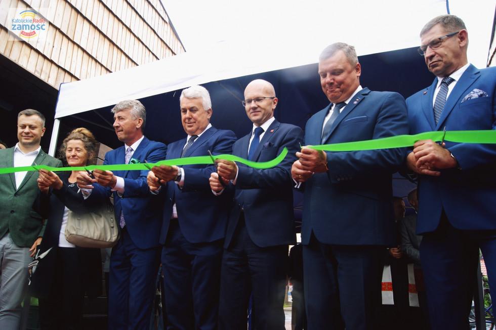 Otwarcie Zielonego Rynku w Tomaszowie