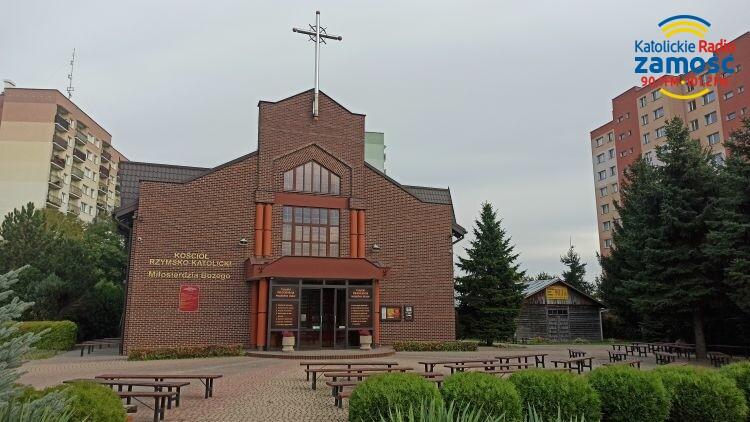 Parafia pw. Miłosierdzia Bożego w Zamościu na radiowym szlaku