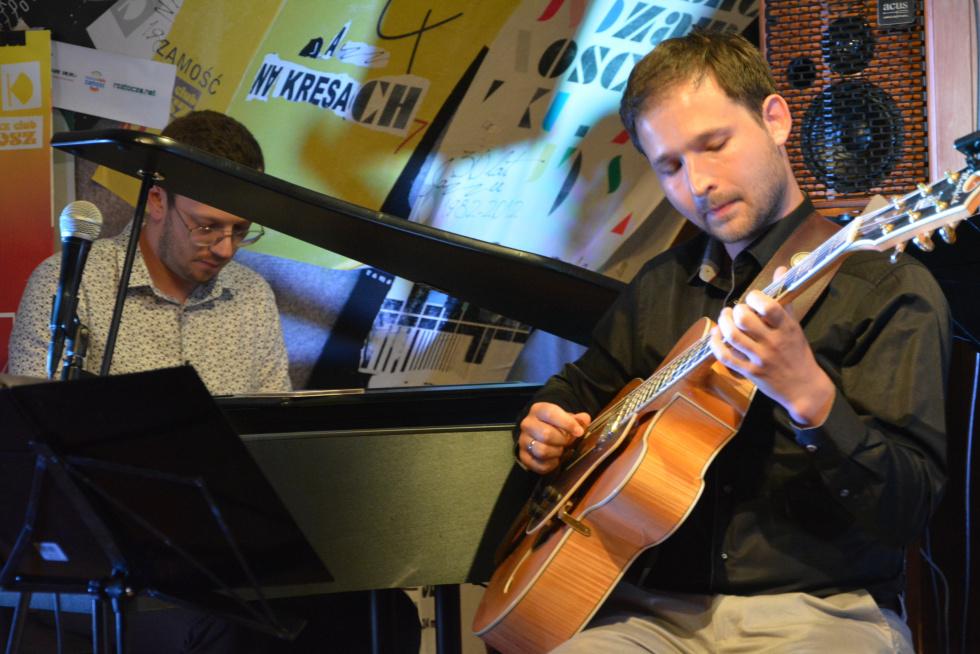 Paulski/Białowolski Quartet podczas 37 Festiwalu Jazz na Kresach