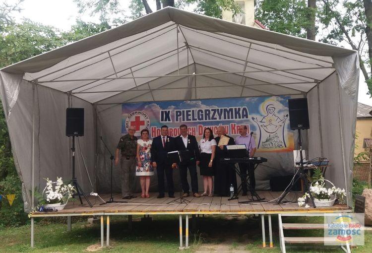 Pielgrzymka Krwiodawców Diecezji Zamojsko-Lubaczowskiej