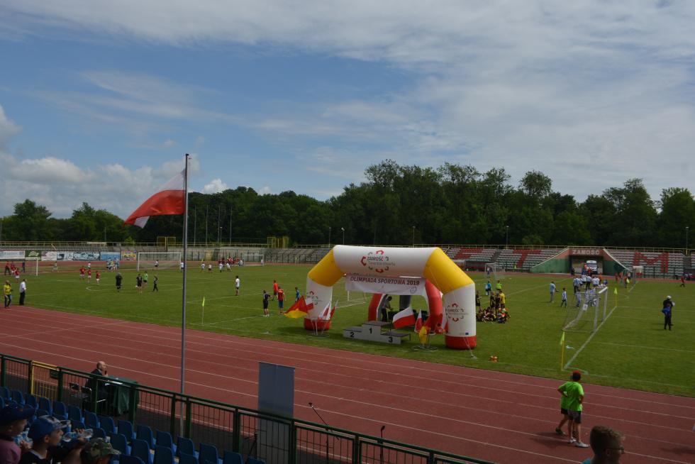 Pielgrzymka Liturgicznej Służby Ołtarza i  III Olimpiada Sportowa.