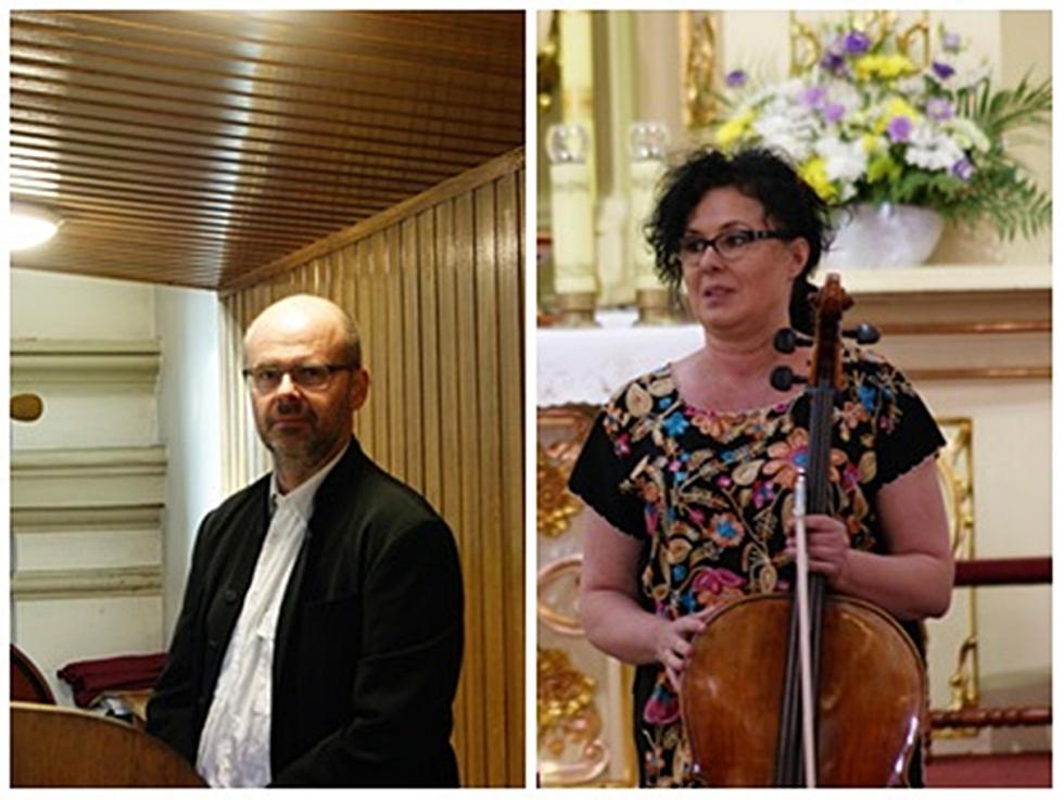 Pierwsze koncerty organowe