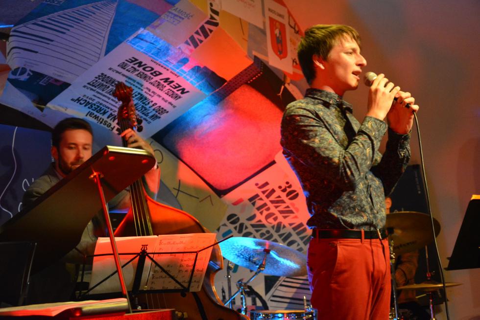 Piotr Zubek laureatem 46 Międzynarodowych Spotkań Wokalistów Jazzowych