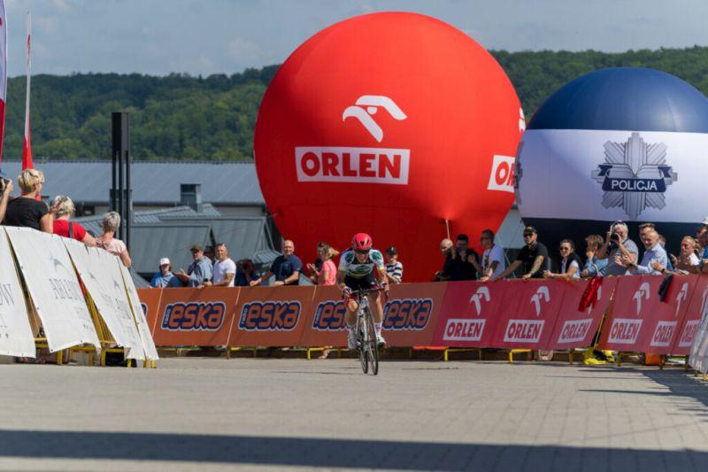 Po raz pierwszy Tour de Pologne Amatorów zawitał do Arłamowa