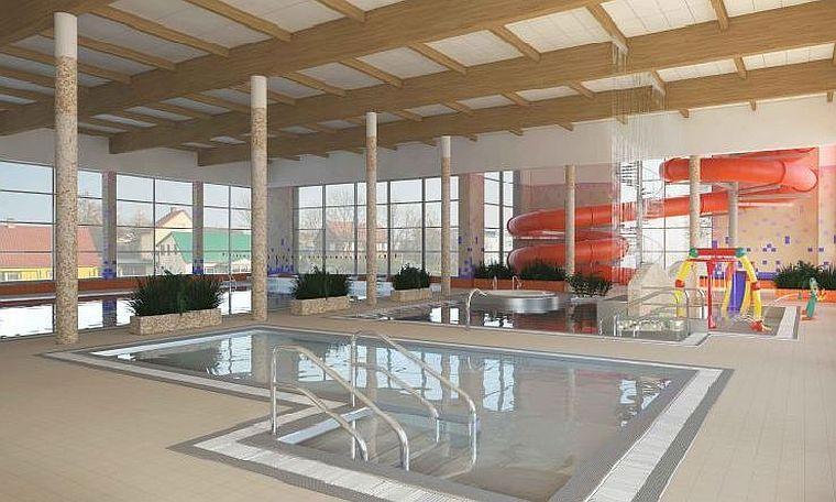 Prace przy budowie hrubieszowskiego basenu postępują zgodnie z planem
