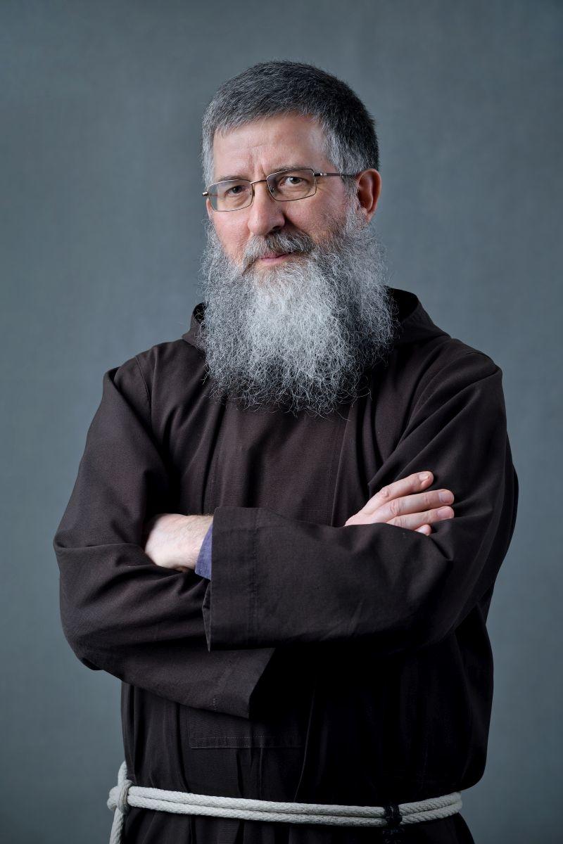 Prof. dr hab. Andrzej Derdziuk OFMCap