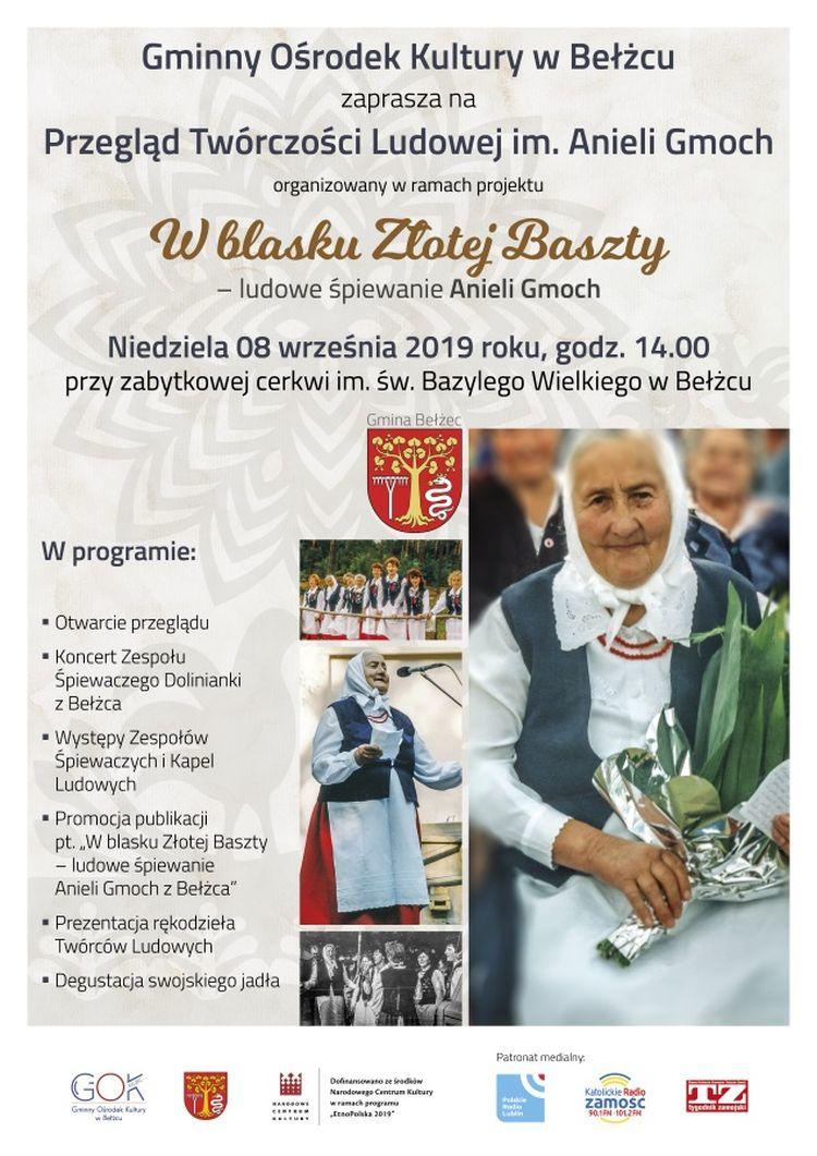 Przegląd Twórczości Ludowej im. Anieli Gmoch w Bełżcu