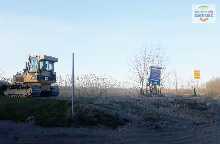 Przetarg na zagospodarowanie terenu wokół zalewu