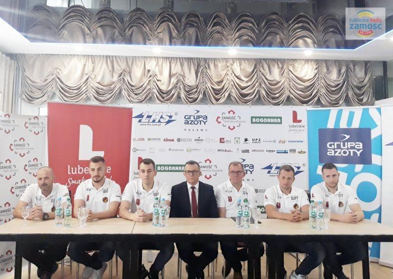 Przygotowania Padwy Zamosc do sezonu 2020/2021